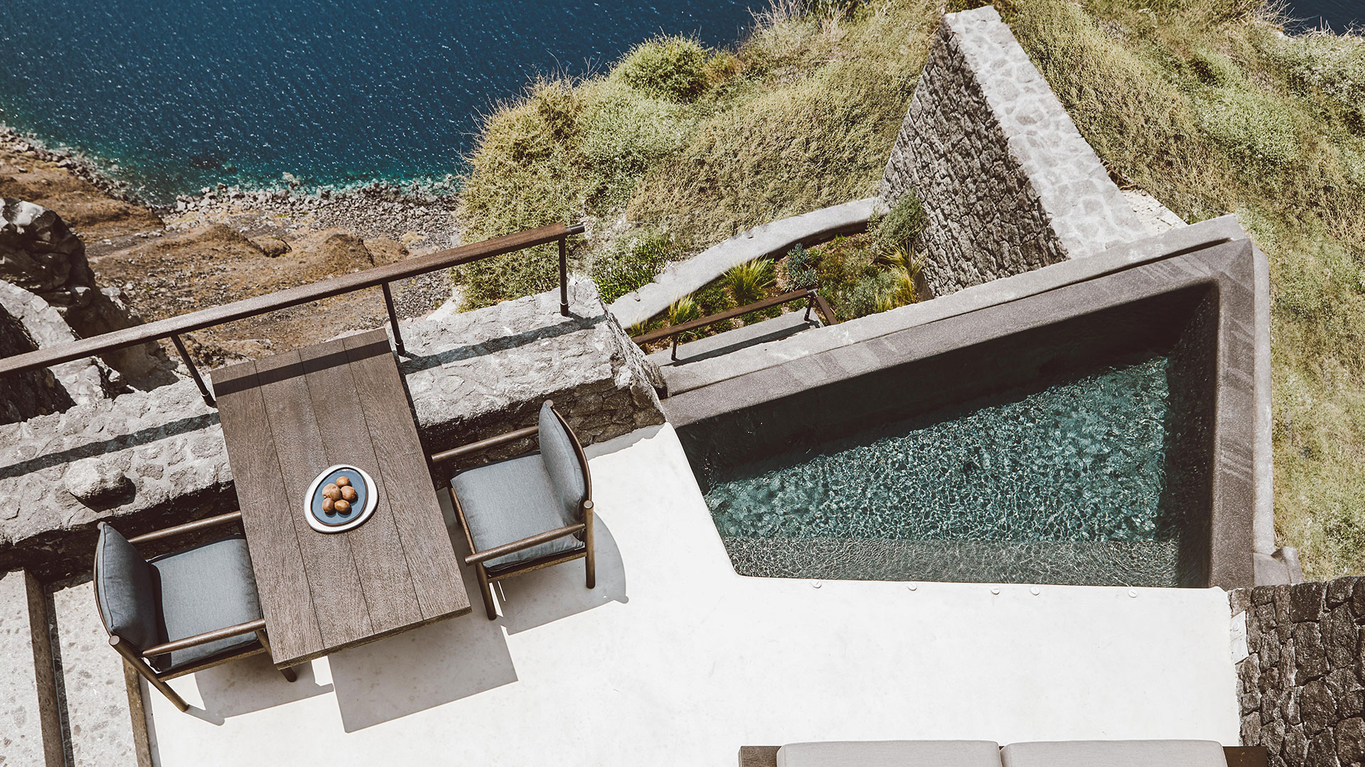 3 Luxury Private Villas, Imerovigli, Santorini