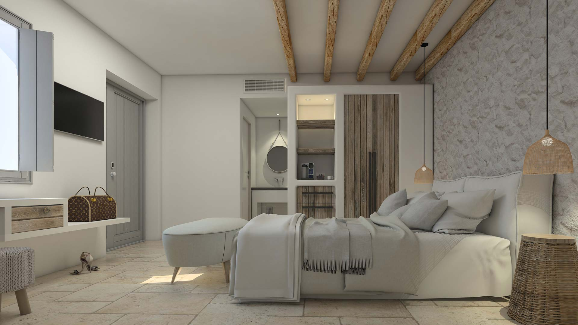 Mykonos Bliss - Cozy Suites, Boutique Hotel, Kalo Livadi